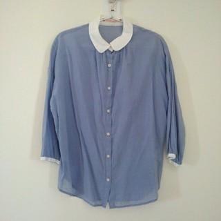 ピンクアドべ(PINK ADOBE)のシャツ 七分袖(シャツ/ブラウス(長袖/七分))