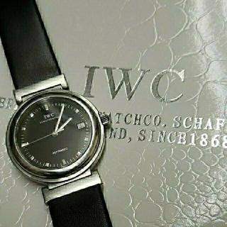 IWC - IWC  ダ・ヴィンチ SL  自動巻き