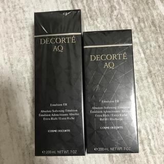 COSME DECORTE - コスメデコルテ   AQエマルジョンER