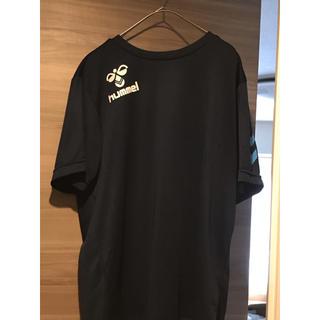 ヒュンメル(hummel)のスポーツシャツ トレーニングシャツ(ウェア)