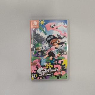 Switch Splatoon 2 (スプラトゥーン2) 中古 動作確認済み(家庭用ゲームソフト)