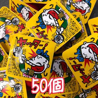 金券付き駄菓子★ジャック★ヤッター!めん★50個❣️(菓子/デザート)