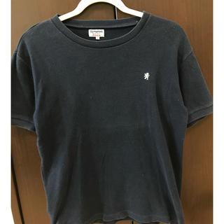 ジムフレックス(GYMPHLEX)のgymphlex 黒Tシャツ Lサイズ(Mサイズ相当)(Tシャツ/カットソー(半袖/袖なし))