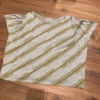 ミナペルホネン(mina perhonen)のミナペルホネン☆トップス(Tシャツ(半袖/袖なし))