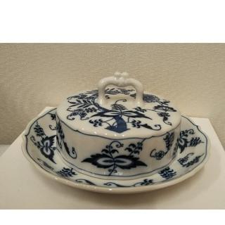 blue Danube ブルー ダニューブ  バター ボックス(食器)