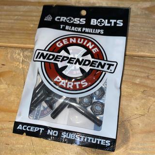 インディペンデント(INDEPENDENT)のindependent インディ カラービス スケボー小物 新品 送料込み(スケートボード)
