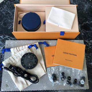 ルイヴィトン(LOUIS VUITTON)のルイヴィトン ワイヤレスイヤホン Bluetooth QAB010 ホライゾン(ヘッドフォン/イヤフォン)