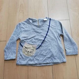 ザラキッズ(ZARA KIDS)の新品未使用 ZARA BABY ロンT トップス(Tシャツ)