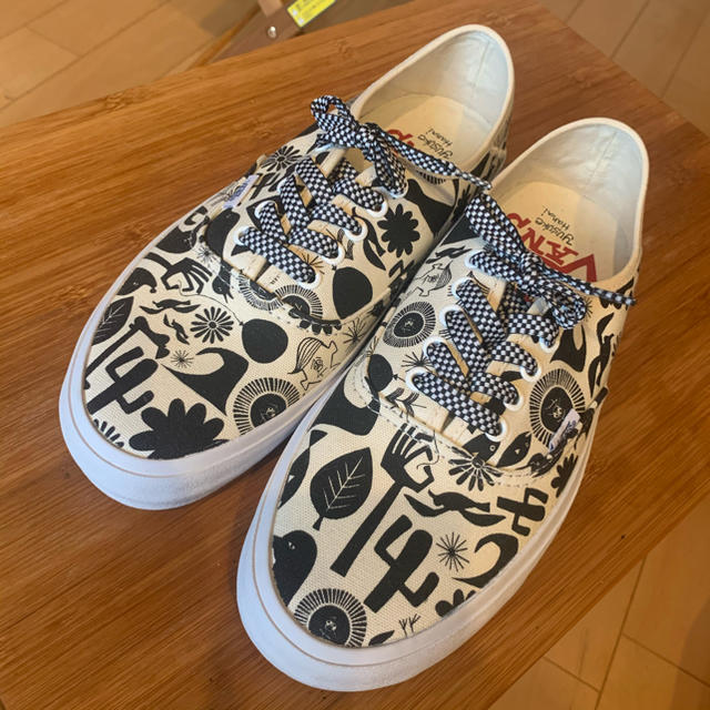 VANS(ヴァンズ)のVANS×Yusuke Hanai メンズの靴/シューズ(スニーカー)の商品写真