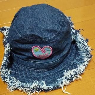 パーソンズ(PERSON'S)のパーソンズ ガールズ デニムのテンガロンハット 52cm(帽子)