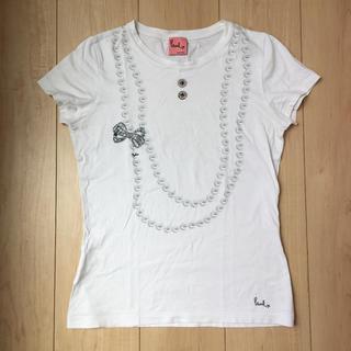 ポールスミス(Paul Smith)のポールスミス 騙し絵Tシャツ M(Tシャツ(半袖/袖なし))