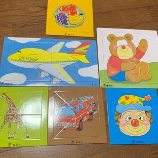 コウダンシャ(講談社)のすこやか教室 パズル(知育玩具)