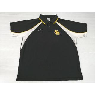福岡ソフトバンクホークス - 美品 ソフトバンクホークス ミズノ ポロシャツ ドライストレッチ