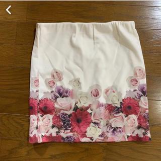 ダチュラ(DaTuRa)のダチュラタイトスカート(ミニスカート)