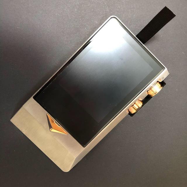 iriver(アイリバー)のCayin n8 美品 スマホ/家電/カメラのオーディオ機器(ポータブルプレーヤー)の商品写真