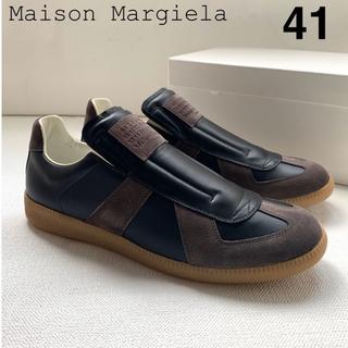 マルタンマルジェラ(Maison Martin Margiela)のMaison Margiela ジャーマントレーナー スリッポン(スニーカー)
