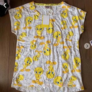 ルーニーチューンズトゥイーティー半袖Tシャツ