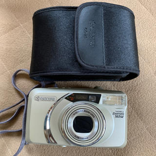 キョウセラ(京セラ)のKYOCERA Zoomate165 カメラ(フィルムカメラ)