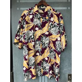 パタゴニア(patagonia)の90s ビンテージ パタゴニア ACシャツ パタロハ アロハシャツ(シャツ)