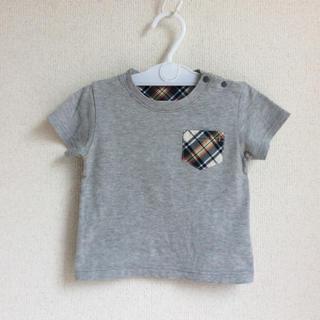 イセタン(伊勢丹)のKISETTE 80cm 男の子Tシャツ (b80-30)(Tシャツ)