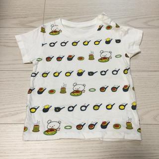 ユニクロ(UNIQLO)のユニクロ Tシャツ こぐまちゃん 80(Tシャツ)