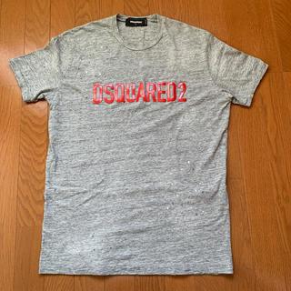 ディースクエアード(DSQUARED2)のDSQUARED2 ダメージtシャツ(Tシャツ/カットソー(半袖/袖なし))