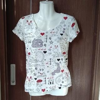 スカラー(ScoLar)のA5  スカラー Tシャツ(Tシャツ(半袖/袖なし))