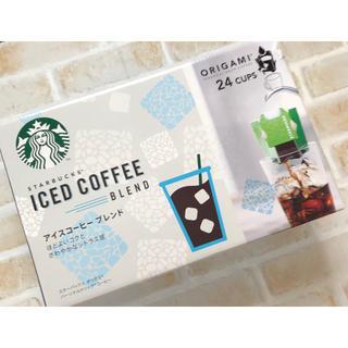Starbucks Coffee - スターバックスコーヒー アイスコーヒーブレンド ドリップコーヒー お試し6袋