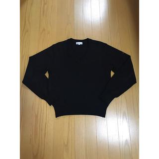 タカシマヤ(髙島屋)のTakashimaya 高島屋 Vネックセーター 制服(ニット/セーター)
