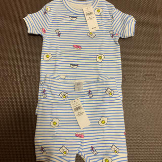 babyGAP - baby gap 80 新品未使用 パジャマ上下セット