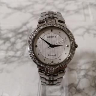 オリエント(ORIENT)の ORIENT オリエント 50周年記念モデル VE00-C00 ダイヤベゼル(腕時計)