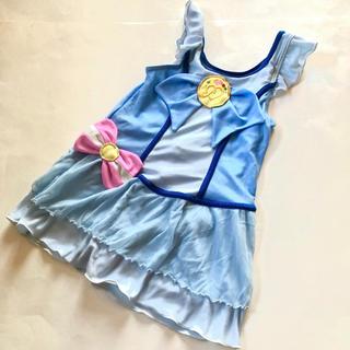 バンダイ(BANDAI)のスマイルプリキュア 女の子 水着 ブルー(水着)