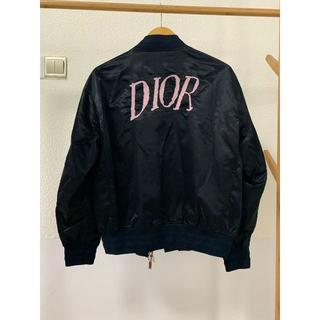 Dior - 【Dior】'DIOR AND ALEX FOXTON' ボンバージャケット