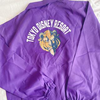 ディズニー(Disney)の野獣 ナイロンジャケット ナイロン コーチジャケット デザインジャケット(ナイロンジャケット)