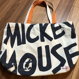 ミッキーマウス - ユニクロ×ミッキー トートバッグ