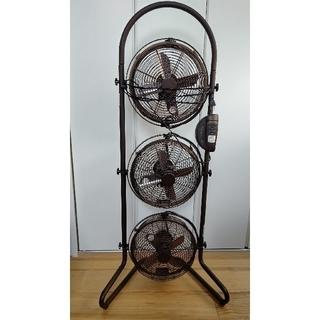 ドウシシャ(ドウシシャ)のドウシシャ 3連扇風機(扇風機)