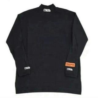 オフホワイト(OFF-WHITE)のヘロンプレストン 長袖シャツ(Tシャツ/カットソー(七分/長袖))