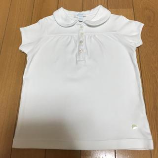 ジャカディ(Jacadi)のジャカディ jacadi 半袖 襟付き トップス 4Y 100 104 90(Tシャツ/カットソー)