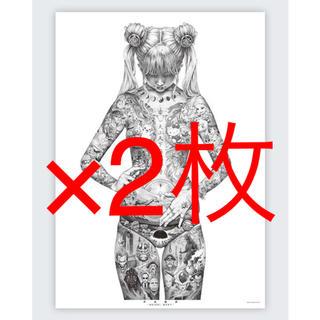 【2枚】大友昇平 平成聖母 ポスター (ポスター)