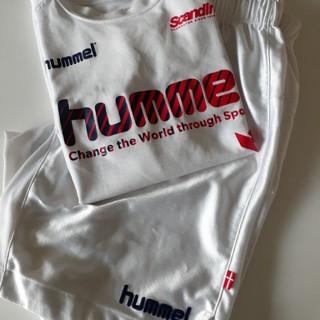 ヒュンメル(hummel)のサッカーウェア 上下セット150(ウェア)