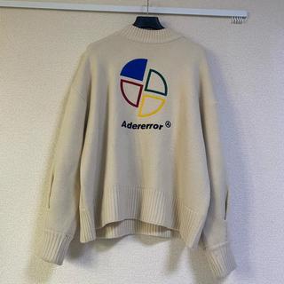 バレンシアガ(Balenciaga)のadererror  ニット 確実正規品(ニット/セーター)