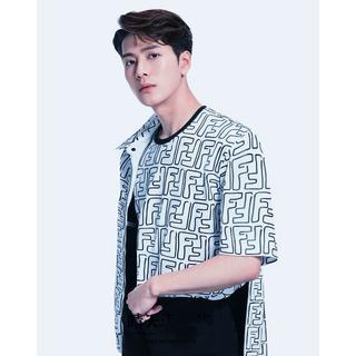 フェンディ(FENDI)のFENDIフェンディ Tシャツ 半袖008#(Tシャツ/カットソー(半袖/袖なし))