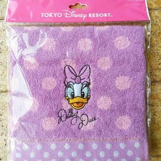 Disney - 【新品未使用】デイジー タオルハンカチ