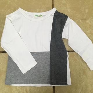 コドモビームス(こどもビームス)のビームスミニ 100cm ロンt(Tシャツ/カットソー)