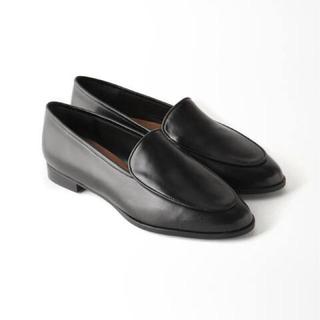 アパルトモンドゥーズィエムクラス(L'Appartement DEUXIEME CLASSE)のFLATTERED フラットシューズ 37(ローファー/革靴)