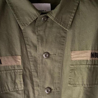 W)taps - WTAPS neighborhood jungle jacket サイズL
