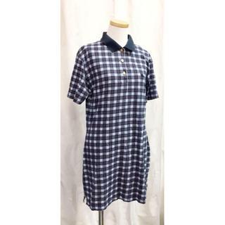 バーバリー(BURBERRY)のバーバリー ポロシャツ ロング 18616879(ポロシャツ)