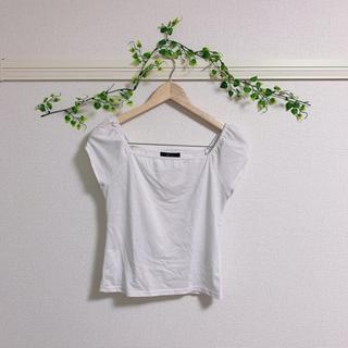 ピンキーアンドダイアン(Pinky&Dianne)のP&D ピンダイ シンプル Tシャツ カットソー トップス(Tシャツ(半袖/袖なし))