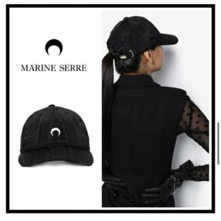 MARINE SERRE キャップ blackpink ロンハーマン 衣装(キャップ)