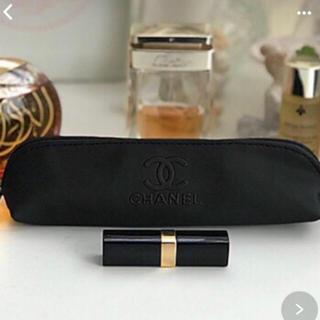 シャネル(CHANEL)のシャネルの可愛い♡ポーチです!!ペンケース(ペンケース/筆箱)